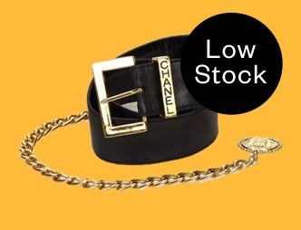 Cool Girl Must-Have: Chanel Chain Belts
