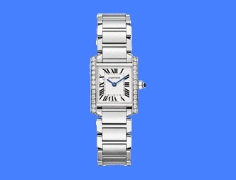 Forever Favorites: Cartier Tank Watches