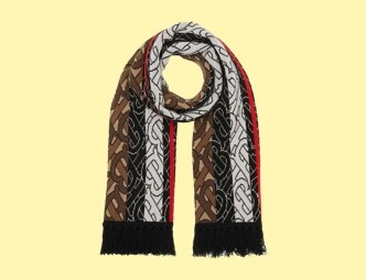 Cold Weather Pick: Burberry Scarves