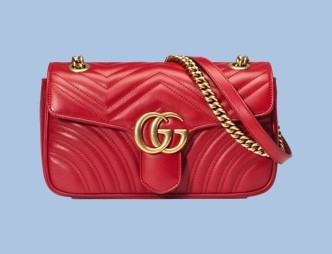 Must-Have Bag: Gucci Marmont