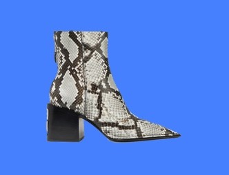 The Insta Edit: Snake Boots
