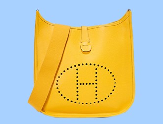 Fashion-Girl Pick: Hermès Evelyne