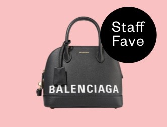 Influencer Pick: Balenciaga Ville